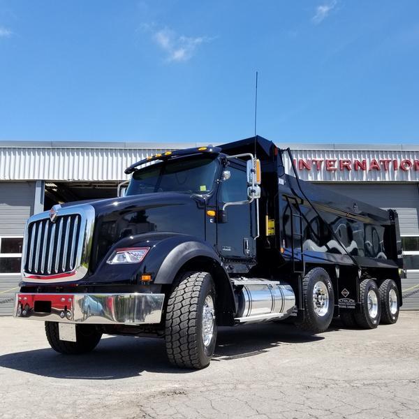2019 International® HX™ Series | Altruck International Truck Centres