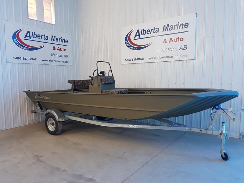 For Sale: 2018 Lowe Roughneck 1860 Cc ft<br/>Alberta Marine