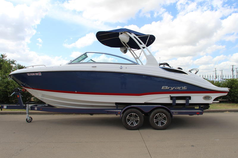 2016 Bryant Boats Potenza | Plano Marine