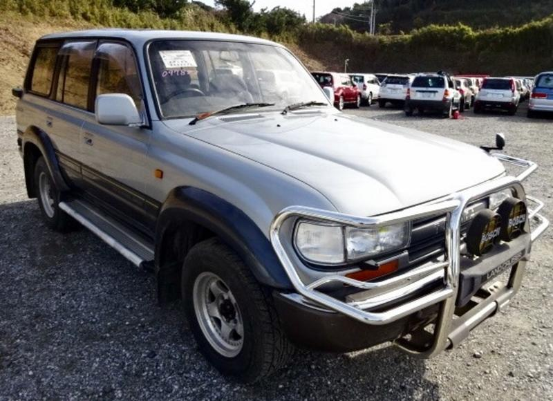 1994 Toyota Land Cruiser FZJ80 VX Limited | ClevelandMoto