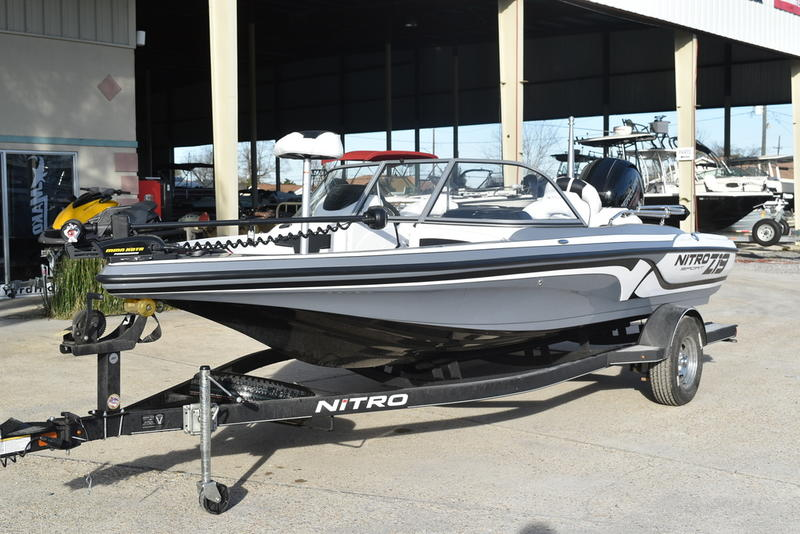 New  2018 Nitro Z19 Sport Fishing Boat in Marrero, Louisiana