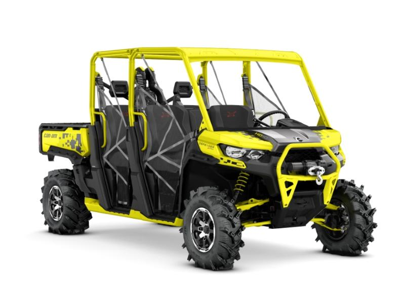 2019 Can-Am™ Defender Max X mr HD10 1