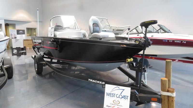 2019 Tracker® Boats TRACKER Pro Guide™ V-175 WT | West Coast Boat Center