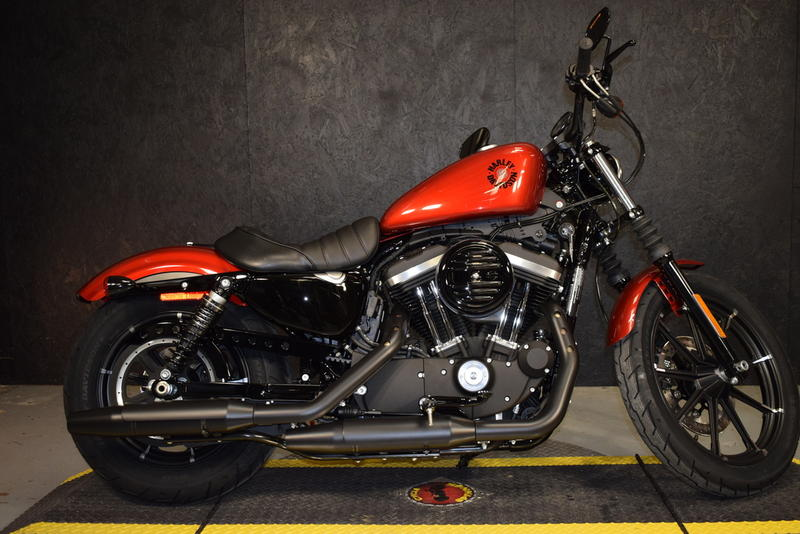 Harley Davidson Iron  Us Look
