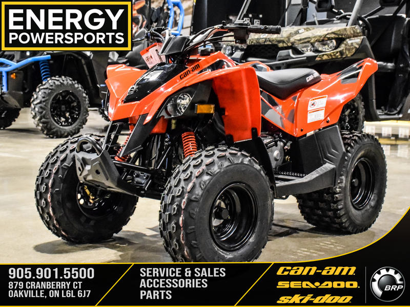 2019 Can-Am ATV DS 90™ | 1 of 15