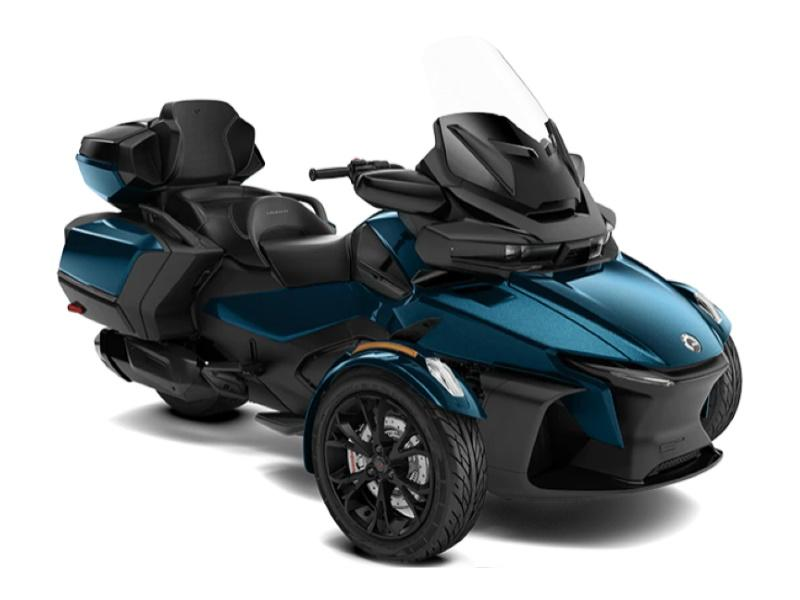 Spyder Motorcycle For Sale >> 2020 Can Am Spyder Rt Limited Dark Riva Motorsports Miami