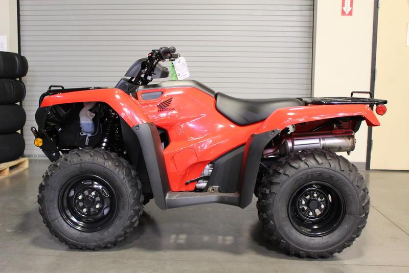 2019 Honda® FourTrax Rancher 4x4 Automatic DCT EPS