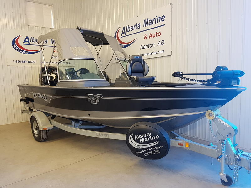 For Sale: 2016 Lund 1875 Pro-v Ifs ft<br/>Alberta Marine