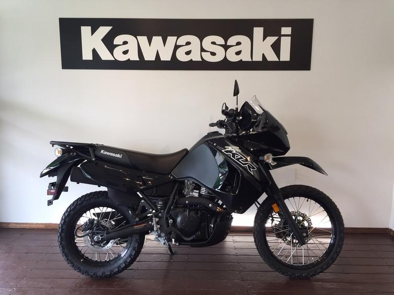 2018 Kawasaki KLR650 | Burnaby Kawasaki