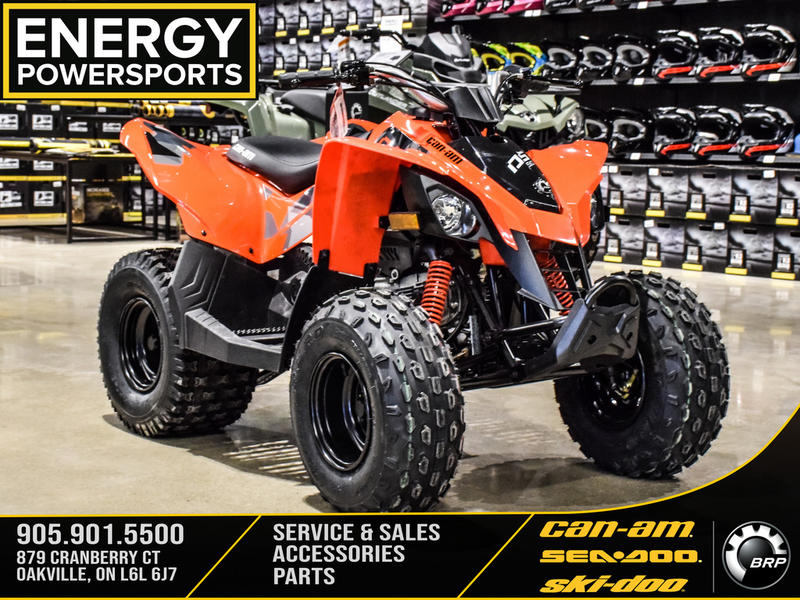 2019 Can-Am ATV DS 90™ | 7 of 15