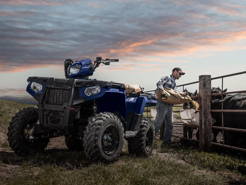 2020 Sportsman 450 H O EPS