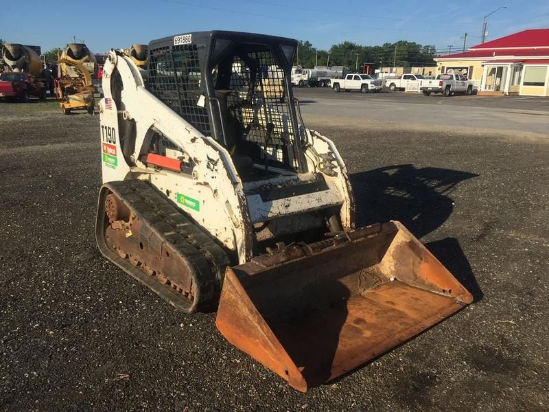 2012 bobcat t190 skid steer wheel loader for sale 533375 used 2012 bobcat t190 skid steer wheel loader equipment 533375 fandeluxe Gallery