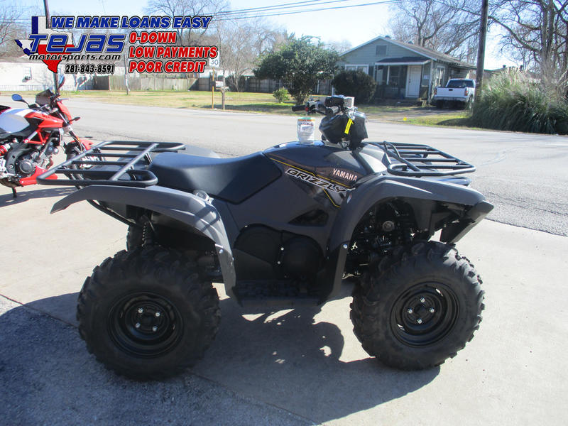 2018 Yamaha Grizzly EPS Graphite 1