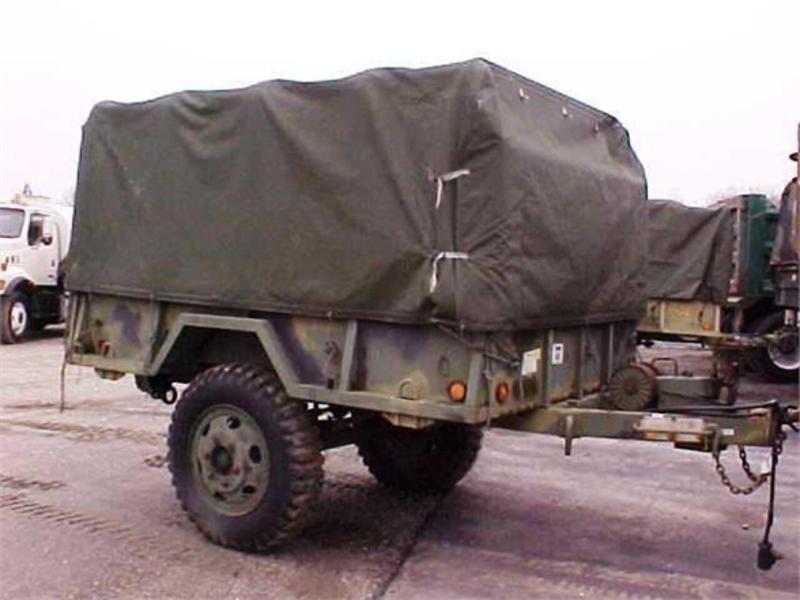 1987 SPADE M105A2 Tag-a-Long Trailer