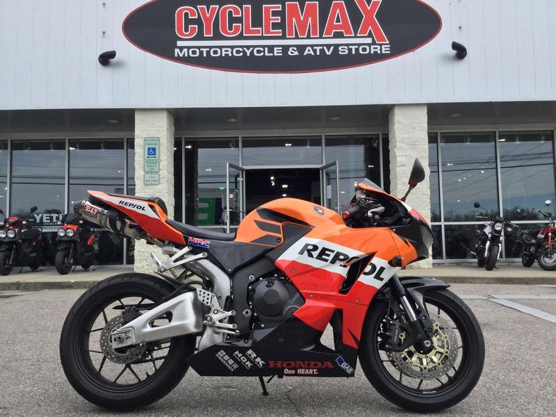 2015 Honda® CBR600RR | Cycle Max Wilson
