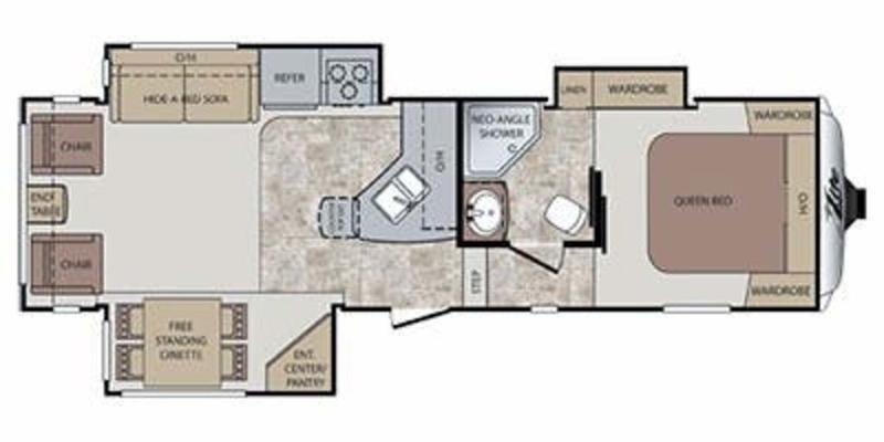 2012 Keystone Rv 28sgs Pik A Dilly Rv Centre