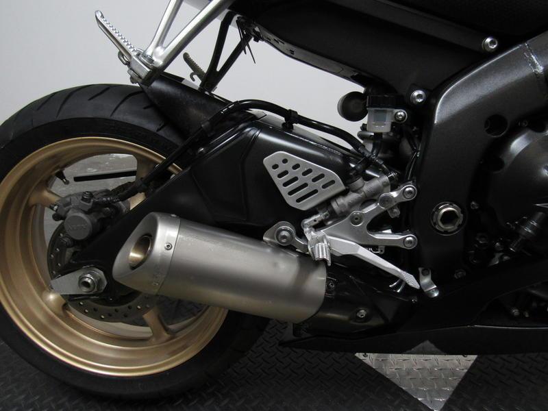 2009 Yamaha R6 2