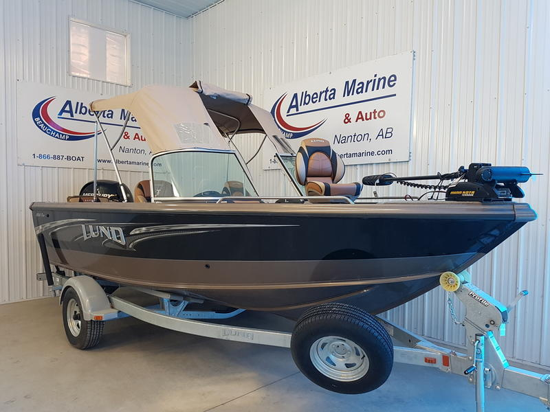 2017 LUND 1800 TYEE SPORT for sale