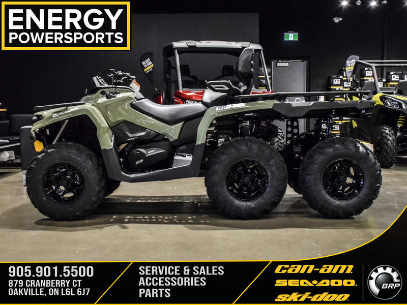 2019 Can-Am ATV Outlander™ Max 6x6 DPS™ 450 | 2 of 20