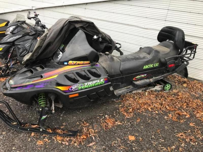 1999 Arctic Cat Triple Touring 600 | 5 of 6