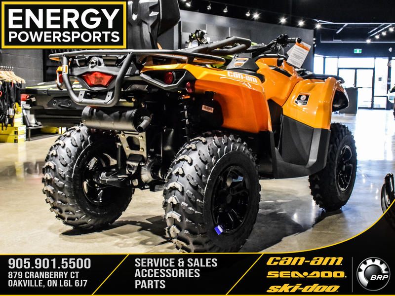 2019 Can-Am ATV Outlander™ MAX DPS™ 450 | 5 of 19
