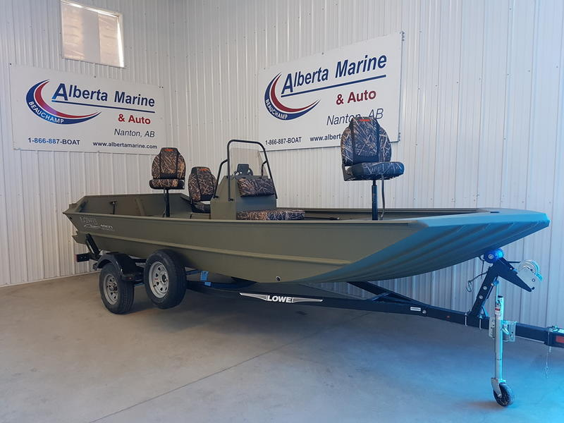 For Sale: 2019 Lowe Rx1860 Tunnel Jet ft<br/>Alberta Marine