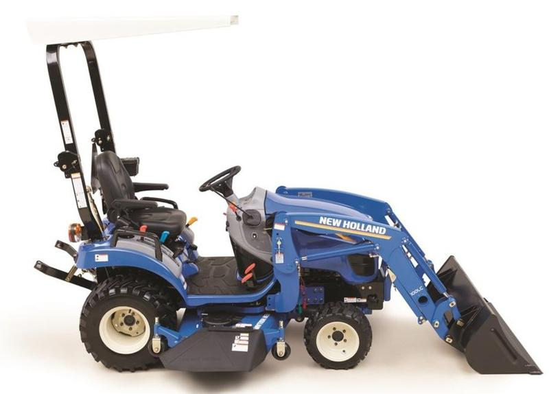 2018 New Holland Workmaster™ 25S Sub-Compact WM25S T01414