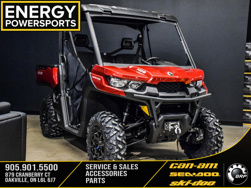 2019 Can-Am ATV Defender XT™ HD8 | 7 of 21