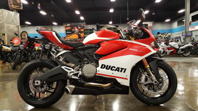 2019 Ducati 959 Panigale Corse Del Amo Motorsports