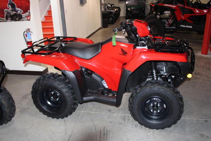 Wild West Honda >> 2019 Honda Trx500fa5 Wild West Motorsports