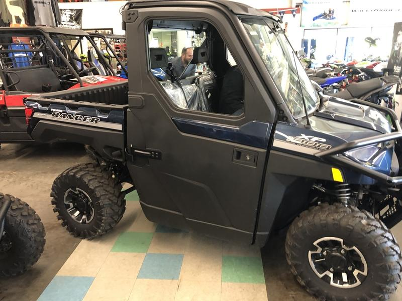 2019 Ranger XP 1000 EPS NorthStar Edition With Ride Com