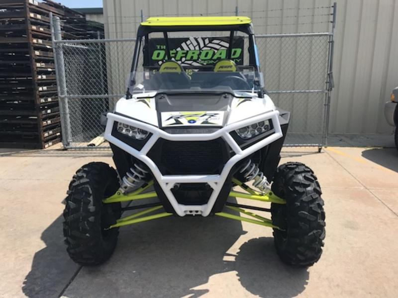 2018 Polaris® RZR XP® 1000 EPS White Lightning | The Offroad Company