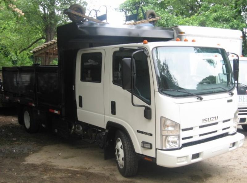 2020 Isuzu Trucks Nqr Diesel Ns4 Landscapedump Lee Smith