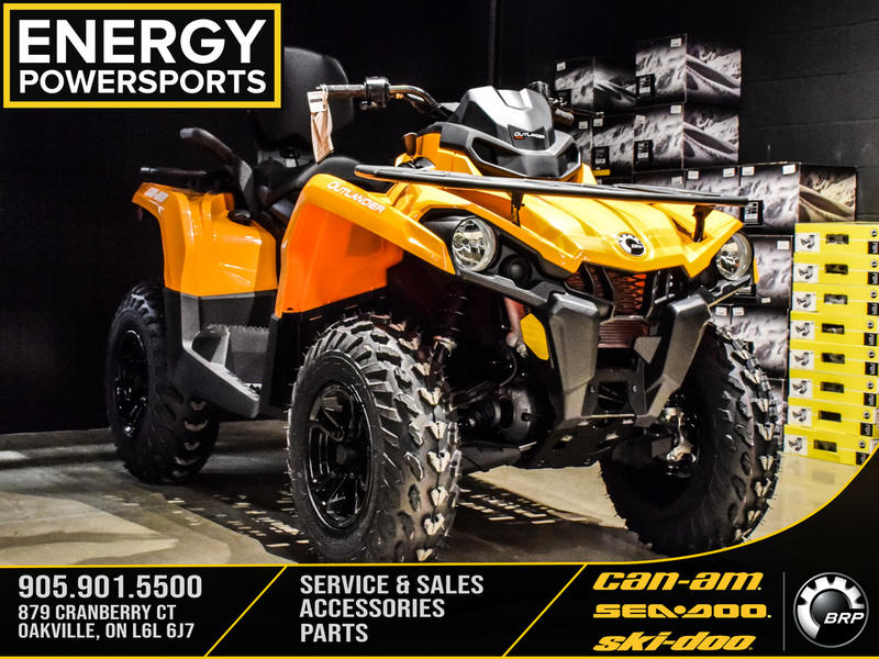 2019 Can-Am ATV Outlander™ MAX DPS™ 450 | 7 of 19