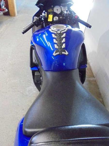 2008 Yamaha R6 4