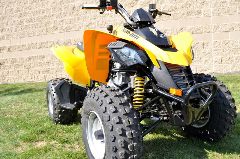 2018 Can-Am™ DS 250 7