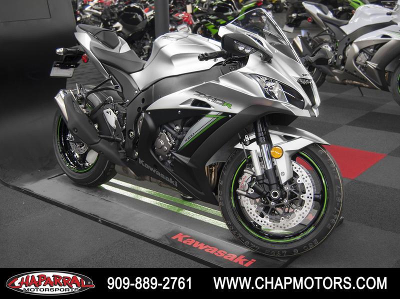 2018 Kawasaki Ninja® ZX™-10R | Chaparral Motorsports