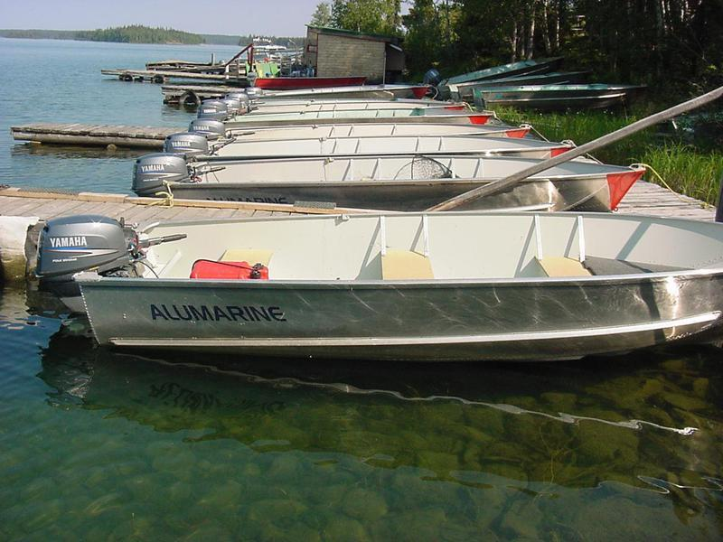 2017 Alumarine-Boats WD-18
