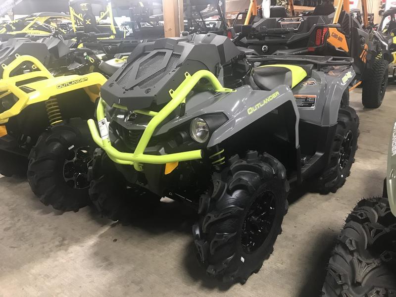 New  2020 Can-Am® Outlander X® mr 570 ATV in Roseland, Louisiana