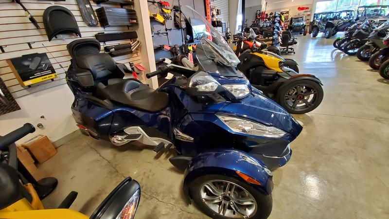 2011 Can Am Spyder Roadster Rt Clems Enumclaw Powersports
