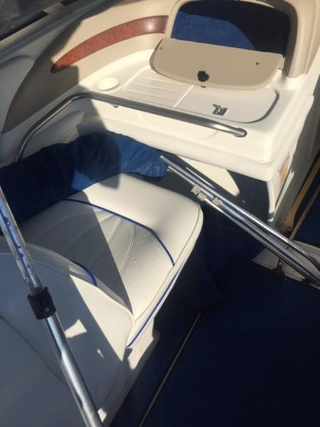 1997 Sea Ray boat for sale, model of the boat is 230 BR & Image # 6 of 8