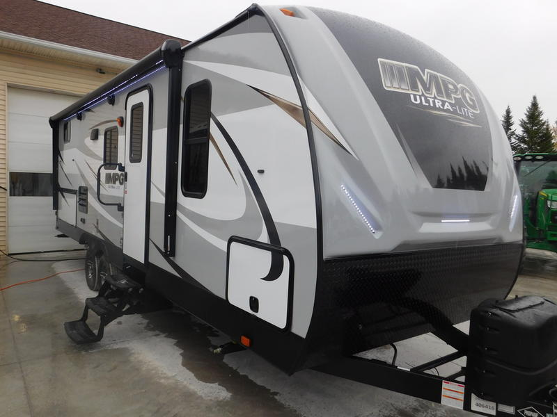 2019 Cruiser Rv Mpg Ultra Lite 2400bh 406416 Tc S Rvs