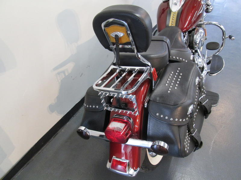 2009 Harley-Davidson FLSTC - Heritage Softail 6