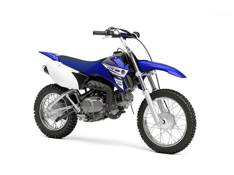 2016 Yamaha TT-R110E for sale 58277