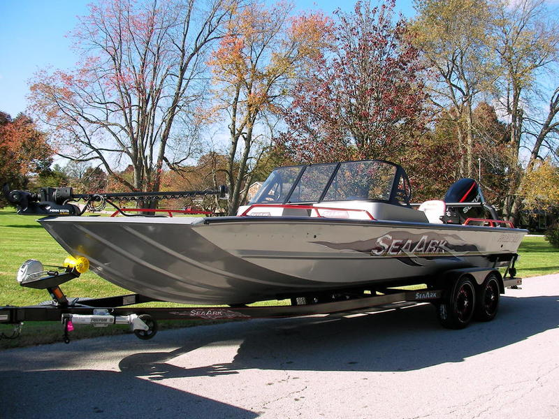 Seaark Boats For Sale >> 2019 Seaark Procat 240 6552 Jeff Jones Marine