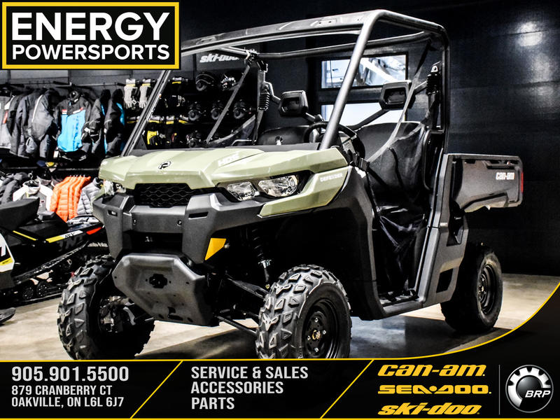 2019 Can-Am ATV Defender HD5 | 1 of 23
