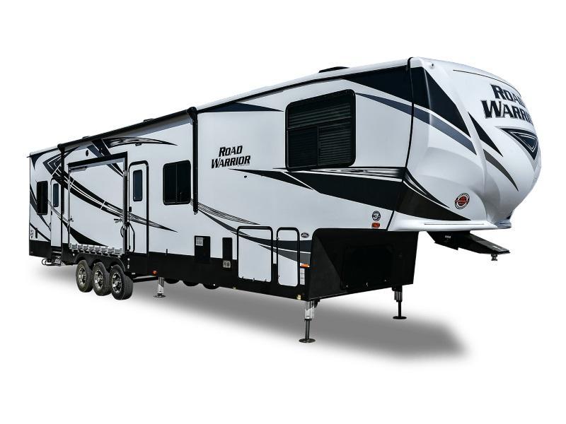 Road Warrior Trailer >> 2020 Heartland Road Warrior 430rw Black Diamond Rv