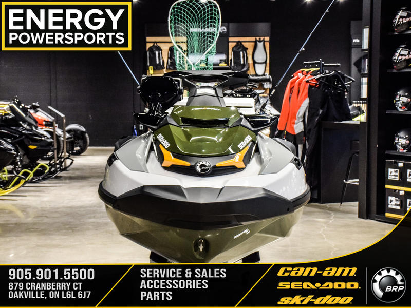 2019 Sea Doo PWC boat for sale, model of the boat is Fish Pro™ IBR & Sound System & Image # 8 of 17