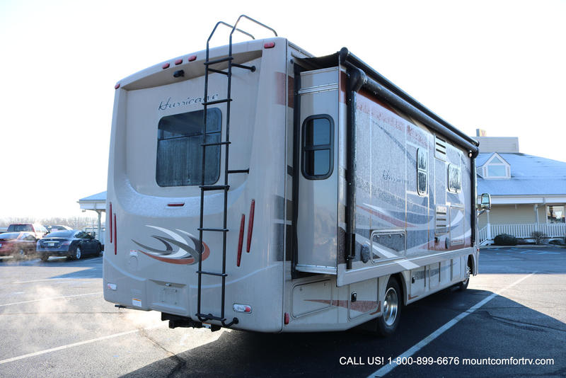 2016 Thor Motor Coach Hurricane 27K | Mount Comfort RV In A Thor Tuscany Tow Wiring Diagram on