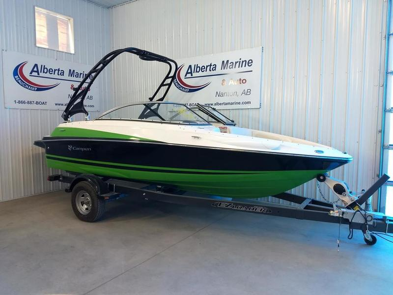 For Sale: 2018 Campion 545 Ibr Se ft<br/>Alberta Marine